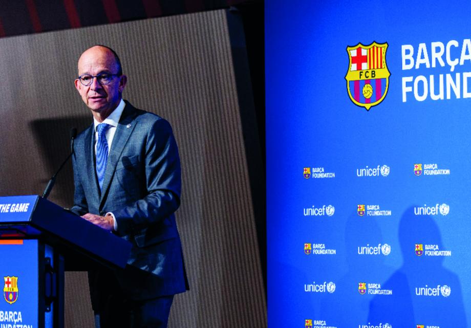 Unicef Barca Foundation
